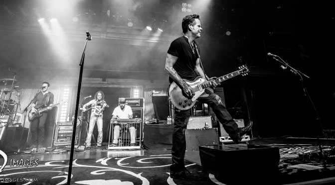 Gary Allan Heats up The Hampton Beach Casino Ballroom
